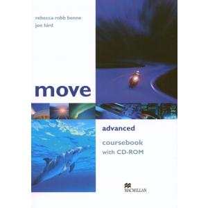 Move Advanced.    Podręcznik + CD-ROM