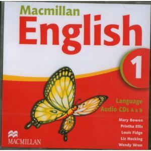 Macmillan English 1 Language. CD do Podręcznika