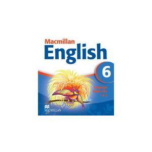 Macmillan English 6. Language CD do Podręcznika