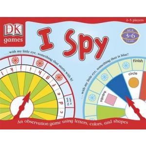 I Spy. Gra Planszowa