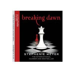 Breaking Dawn. CD