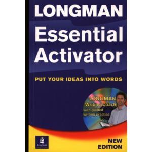 Longman Essential Activator + CD-ROM