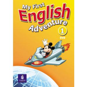My First English Adventure 1.   DVD