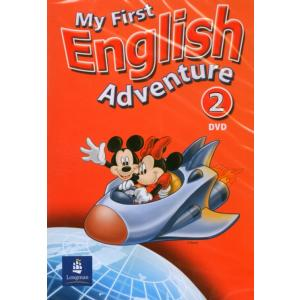 My First English Adventure 2.   DVD