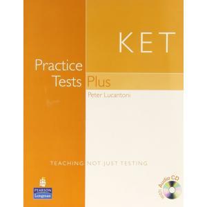 Practice Tests Plus KET. Podręcznik + CD