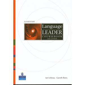 Language Leader Elementary. Podręcznik + CD-ROM