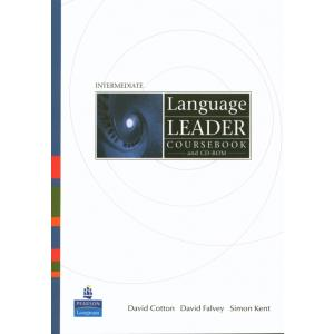 Language Leader Intermediate. Podręcznik + CD-ROM