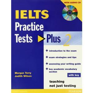 Practice Tests Plus IELTS 2. Podręcznik z Kluczem + CD