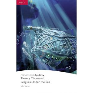 Twenty Thousand Leagues Under the Sea. Pearson English Readers