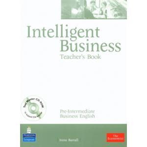 Intelligent Business Pre-Intermediate.    Książka Nauczyciela + CD