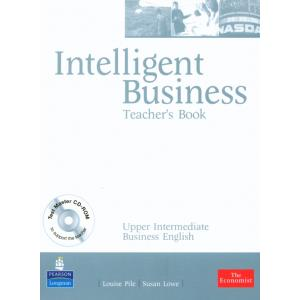 Intelligent Business Upper Intermediate.   Książka Nauczyciela + CD