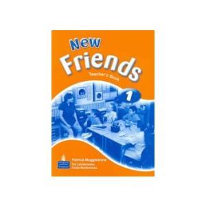 New Friends 1.   Książka Nauczyciela
