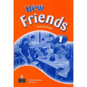New Friends 1.    Ćwiczenia