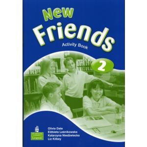New Friends 2.    Ćwiczenia