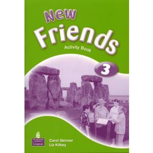 New Friends 3. Ćwiczenia