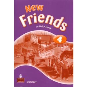 New Friends 4.    Ćwiczenia