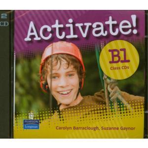 Activate! B1. CD do Podręcznika