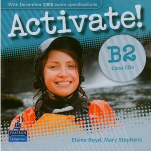 Activate! B2.    CD do Podręcznika