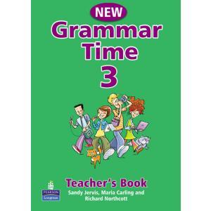 New Grammar Time 3.    Książka Nauczyciela