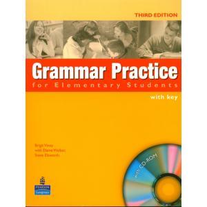 Grammar Practice for Elementary Students.    Podręcznik + Klucz + CD-ROM