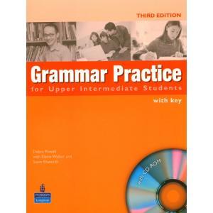 Grammar Practice for Upper Intermediate Students. Podręcznik z Kluczem + CD