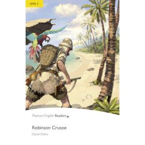 Robinson Crusoe. Pearson English Readers