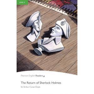 The Return of Sherlock Holmes. Pearson English Readers
