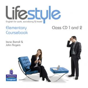 Lifestyle Elementary.   CD do Podręcznika