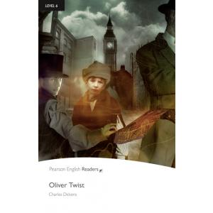 Oliver Twist. Pearson English Readers