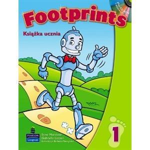 Footprints 1.    Podręcznik + CD-ROM