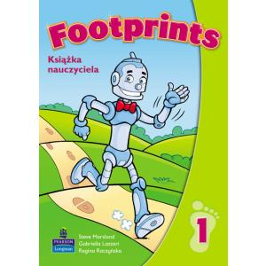 Footprints 1. Książka Nauczyciela + CD-ROM