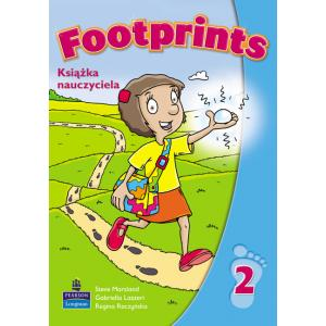 Footprints 2.    Książka Nauczyciela + CD-ROM