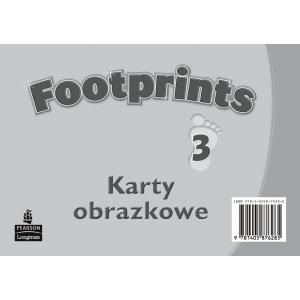 Footprints 3. Karty Obrazkowe