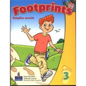 Footprints 3.    Podręcznik + CD-ROM