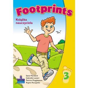 Footprints 3.    Książka Nauczyciela + CD-ROM