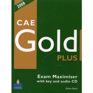 CAE Gold Plus. Ćwiczenia z Kluczem + CD