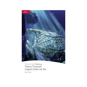 Twenty Thousand Leagues Under the Sea + CD. Pearson English Readers