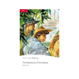 The Adventures of Tom Sawyer + CD. Pearson English Readers