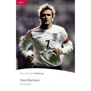 David Beckham + CD. Pearson English Readers