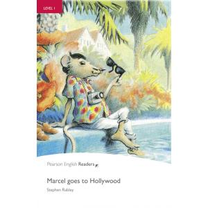 Marcel Goes to Hollywood + CD. Pearson English Readers