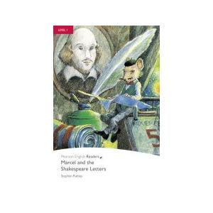 Marcel and the Shakespeare Letters + CD. Pearson English Readers