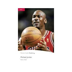 Michael Jordan + CD. Pearson English Readers