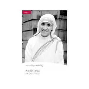 Mother Teresa + CD. Pearson English Readers