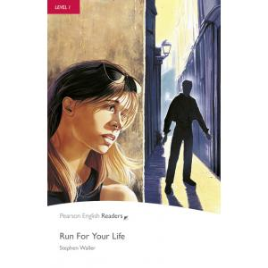 Run for Your Life + CD. Pearson English Readers