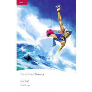 Surfer + CD. Pearson English Readers