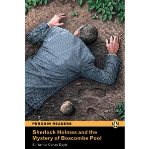 Sherlock Holmes and the Mystery of Boscombe Pool + CD. Penguin Readers Classic