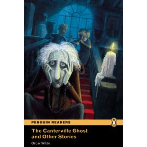 The Canterville Ghost and Other Stories + CD. Penguin Readers Classic