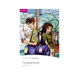 The Big Bag Mistake + CD. Pearson English Readers