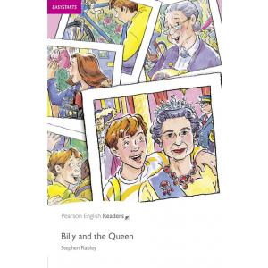 Billy And The Queen + CD.   Pearson English Readers