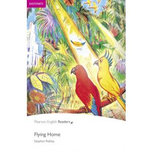 Flying Home + CD. Pearson English Readers
